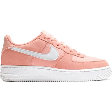 Nike Air Force PE GS Sneaker coral BV0064 600 – Bild 1