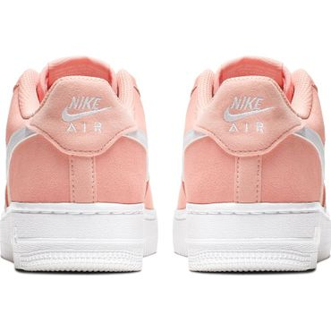 Nike Air Force PE GS Sneaker coral BV0064 600 – Bild 5