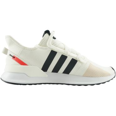 adidas Originals U_Path Run Herren Sneaker weiß schwarz EE4465 – Bild 1