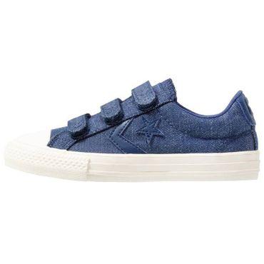 Converse Star Player EV 3V OX Kinder Sneaker navy 664434C – Bild 2