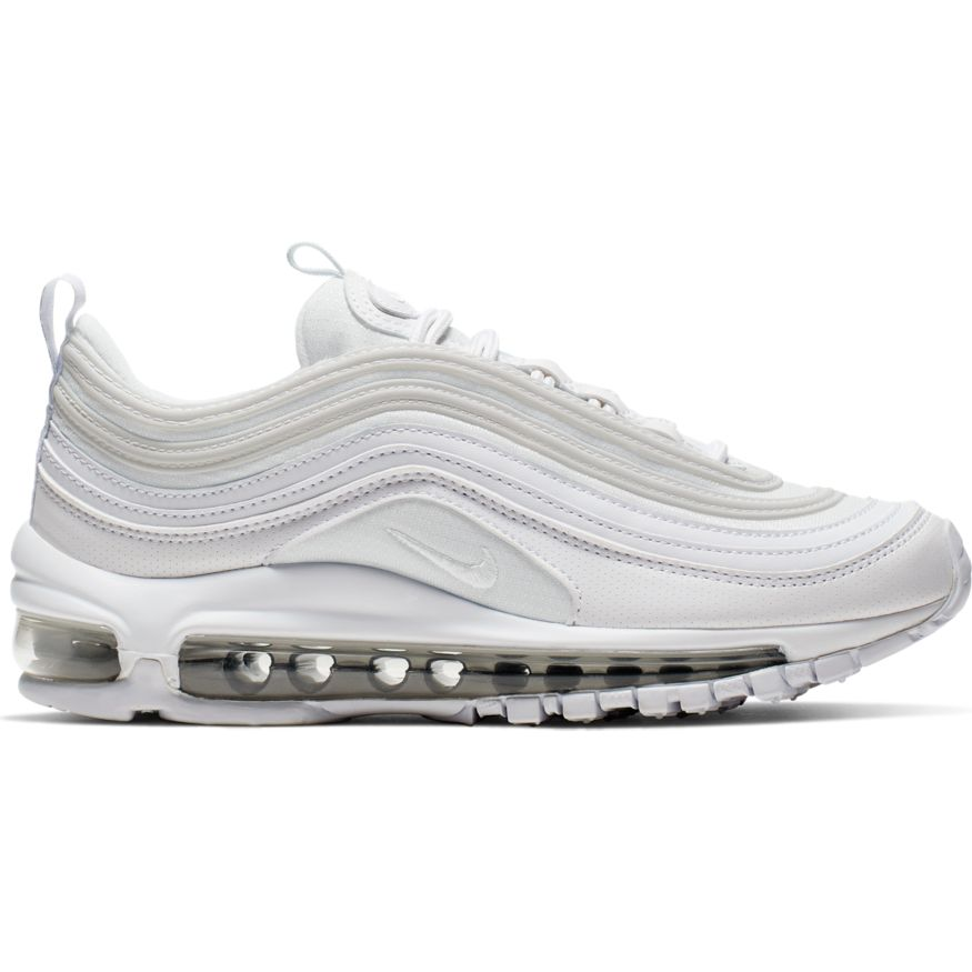 Nike Air Max 97 (GS) Kinder Sneaker weiß 921522 104