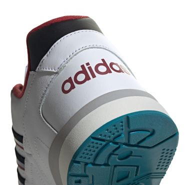 adidas Originals A.R. Trainer Herren Retro Sneaker weiß rot türkis EE5397 – Bild 4