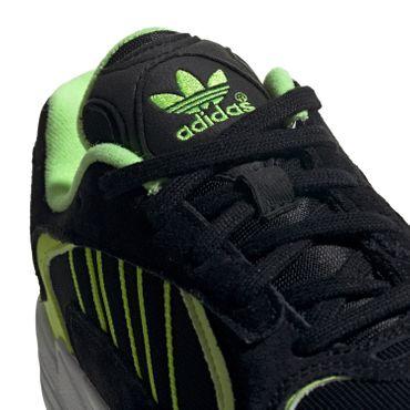 adidas Originals Yung-1 Herren Sneaker schwarz neongelb EE5317 – Bild 4
