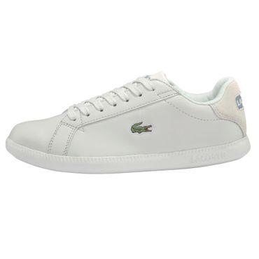 Lacoste Graduate 418 Damen Sneaker off- white 7-36SPW003018C – Bild 2