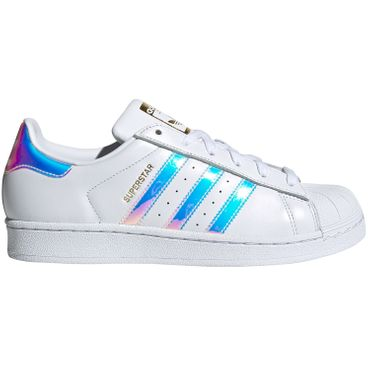 adidas Originals Superstar W Damen Sneaker weiß metallic EG2919 – Bild 1