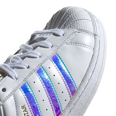 adidas Originals Superstar W Damen Sneaker weiß metallic EG2919 – Bild 3