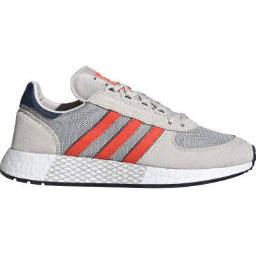 adidas Originals Marathon Tech weiß grau orange EE4917 – Bild 1