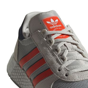 adidas Originals Marathon Tech weiß grau orange EE4917 – Bild 4