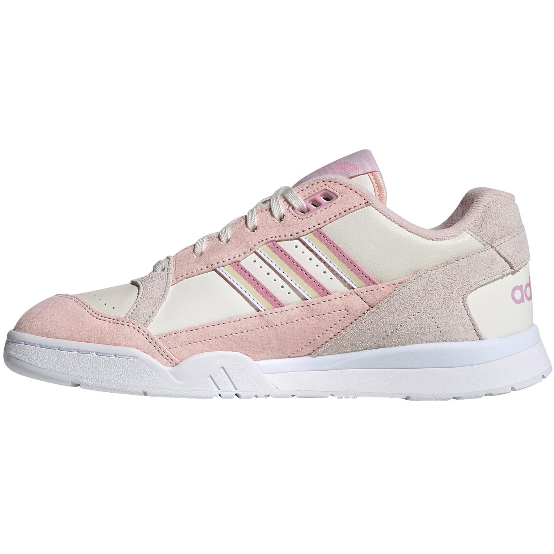 adidas Originals A.R. Trainer Herren Retro Sneaker weiß rot türkis EE5397