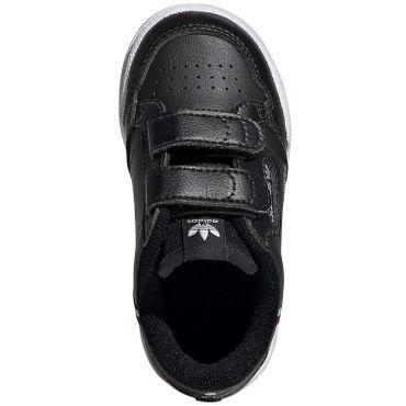 adidas Originals Continental 80 CF I Kinder schwarz EE8047 – Bild 6