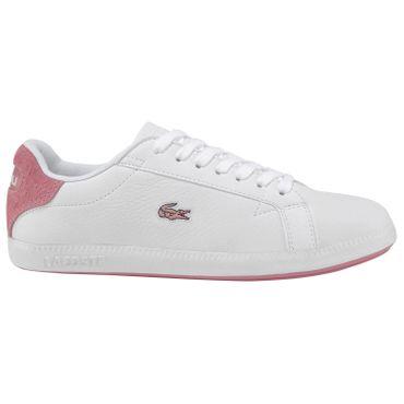 Lacoste Graduate 319 Damen Sneaker weiß rosa 7-38SFA0017B53 – Bild 1