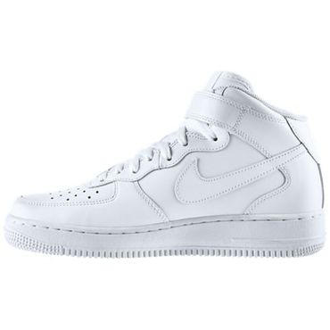 Nike Air Force 1 Mid '07 Sneaker weiß – Bild 2