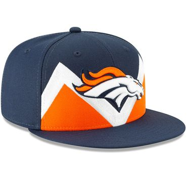 New Era Fitted Cap 59Fifty NFL Draft Denver Broncos 2019 Football 12024311 – Bild 2