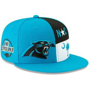 New Era Fitted Cap 59Fifty NFL Draft Carolina Panthers 2019 Football 12024316 – Bild 2