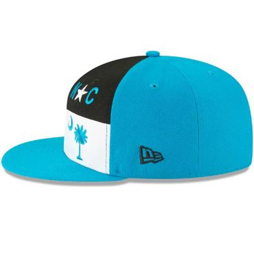 New Era Fitted Cap 59Fifty NFL Draft Carolina Panthers 2019 Football 12024316 – Bild 4