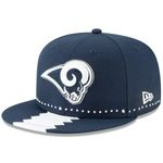 New Era Fitted Cap 59Fifty NFL Los Angeles Rams 2019 Football 12024303