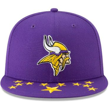 New Era Fitted Cap 59Fifty NFL Minnesota Vikings 2019 Football 12024301 – Bild 5