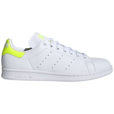 adidas Originals Stan Smith W Damen Sneaker weiß gelb EE5820   – Bild 1