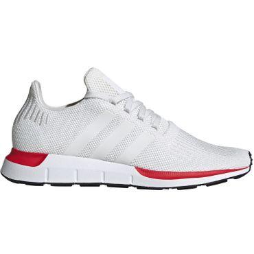 adidas Originals Swift Run Herren Sneaker weiß rot EE4443
