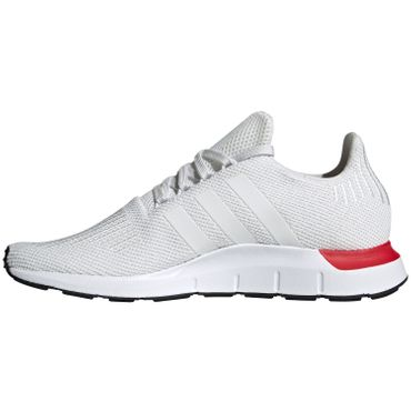 adidas Originals Swift Run Herren Sneaker weiß rot EE4443 – Bild 2
