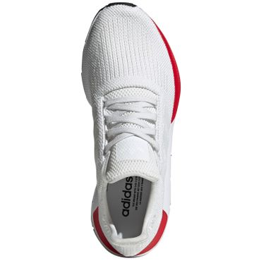 adidas Originals Swift Run Herren Sneaker weiß rot EE4443 – Bild 6