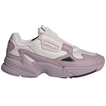 adidas Originals Falcon Zip W Damen Sneaker lila rose EF1953 – Bild 1