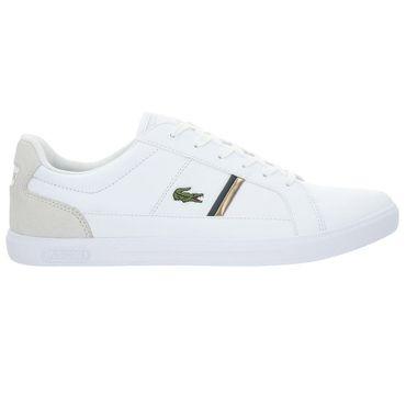 Lacoste Europa 319 1 SMA Herren Sneaker white dark green 7-38SMA00171R5 – Bild 1