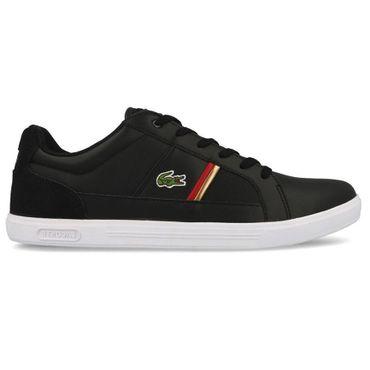 Lacoste Europa 319 1 SMA Herren Sneaker back red 7-38SMA00171B5 – Bild 1
