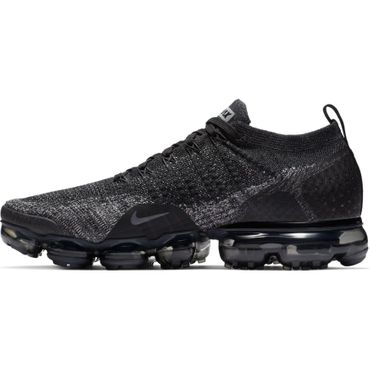 Nike VaporMax Flyknit 2 Herren Sneaker schwarz 942842 012 – Bild 2