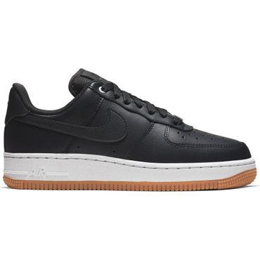 Nike Air Force 1 ´07 Premium Damen Sneaker schwarz weiß 896185 008 – Bild 1