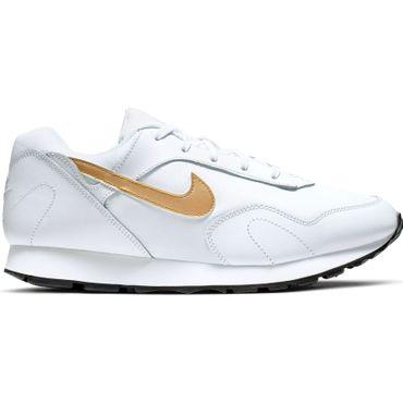 Nike W Outburst Damen Sneaker weiß gold AO1069 116 – Bild 1