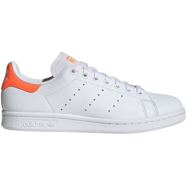 adidas Originals Stan Smith W Damen Sneaker weiß orange EE5863 – Bild 1
