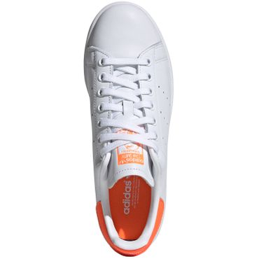 adidas Originals Stan Smith W Damen Sneaker weiß orange EE5863 – Bild 6