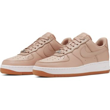 Nike Air Force 1 ´07 Premium Damen Sneaker beige 896185 202 – Bild 3