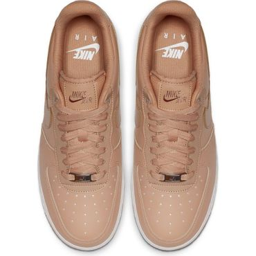 Nike Air Force 1 ´07 Premium Damen Sneaker beige 896185 202 – Bild 4