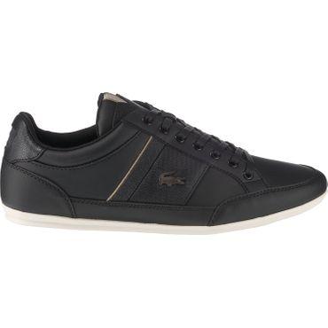 Lacoste Chaymon 319 CMA Herren Sneaker schwarz khaki 7-38CMA00212H5