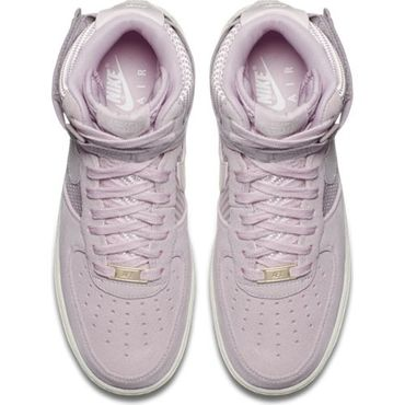 Nike Air Force 1 '07 High Premium Sneaker lila pastell – Bild 3
