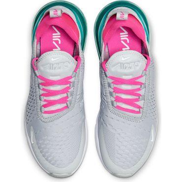 Nike W Air Max 270 Damen Sneaker grau pink türkis AH6789 065 – Bild 5