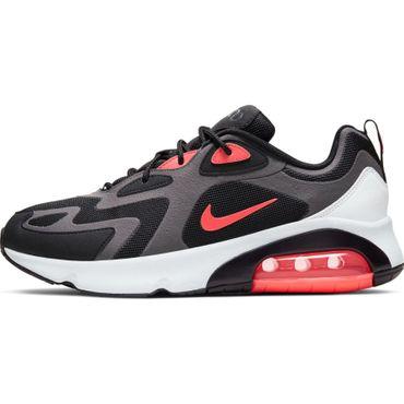 Nike Air Max 200 Herren Sneaker grau rot AQ2568 005 – Bild 2