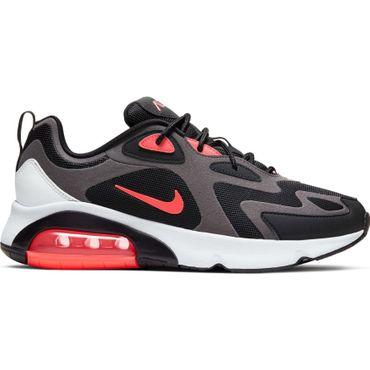 Nike Air Max 200 Herren Sneaker grau rot AQ2568 005 – Bild 1