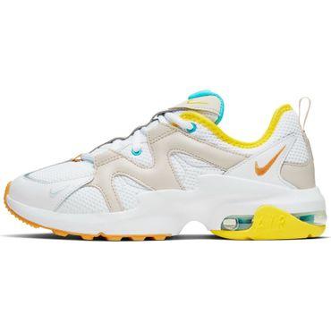 Nike Air Max Graviton Damen Sneaker weiß gelb AT4404 103 – Bild 2