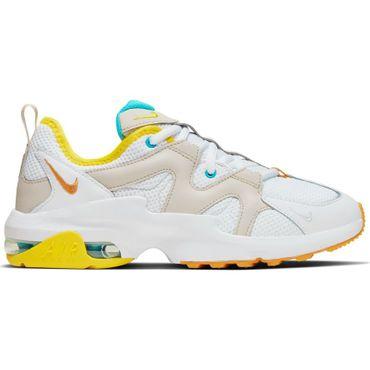 Nike Air Max Graviton Damen Sneaker weiß gelb AT4404 103 – Bild 1