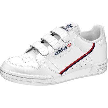 adidas Originals Continental 80 CF C Kinder weiß EH3222 – Bild 3