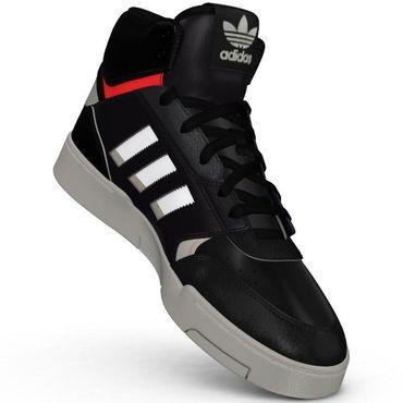 adidas Originals Drop Step schwarz grau rot EF7136 – Bild 4