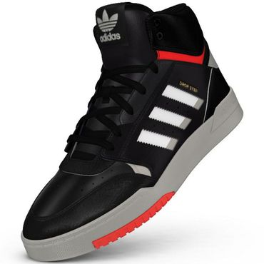 adidas Originals Drop Step schwarz grau rot EF7136 – Bild 5