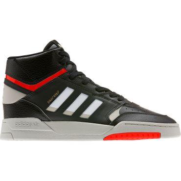 adidas Originals Drop Step schwarz grau rot EF7136 – Bild 1