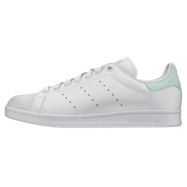 adidas Originals Stan Smith Damen Sneaker weiß mintgrün EF6876 – Bild 2