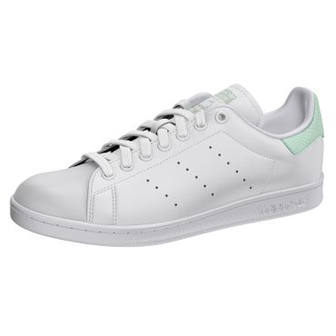 adidas Originals Stan Smith Damen Sneaker weiß mintgrün EF6876 – Bild 3