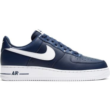 Nike Air Force 1 '07 Sneaker blau weiß CJ0952 400 – Bild 1