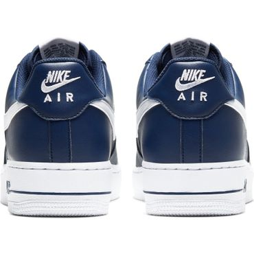 Nike Air Force 1 '07 Sneaker blau weiß CJ0952 400 – Bild 5